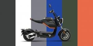 scooter elettrico miku max